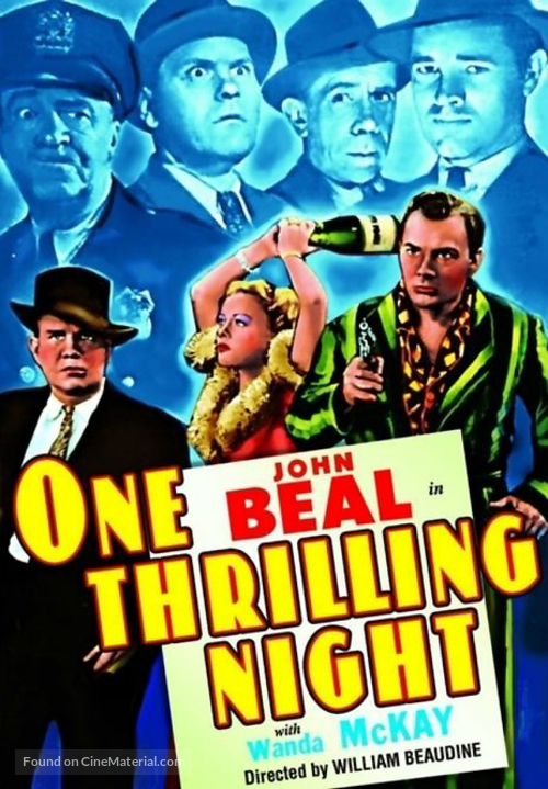 One Thrilling Night - Movie Cover