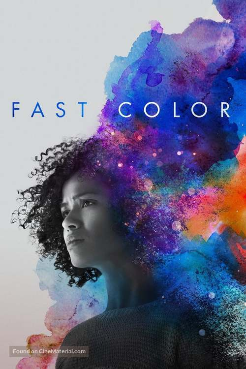 Fast Color - Video on demand movie cover