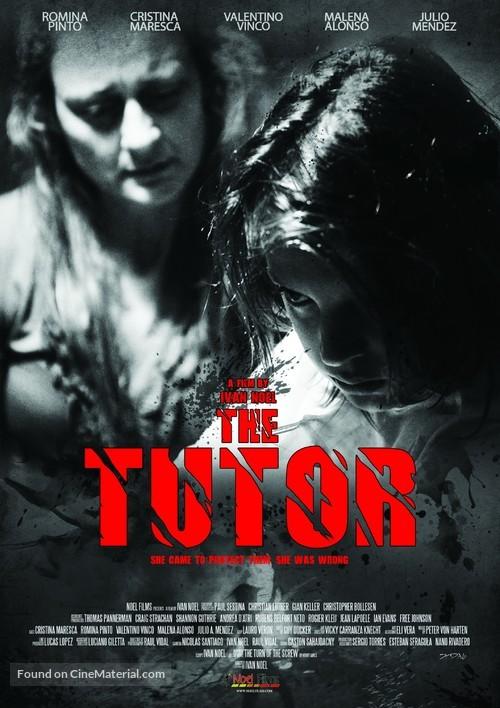 La Tutora - Argentinian Movie Poster