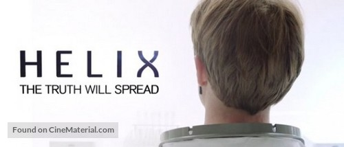 """""""Helix"""" - Movie Poster"""