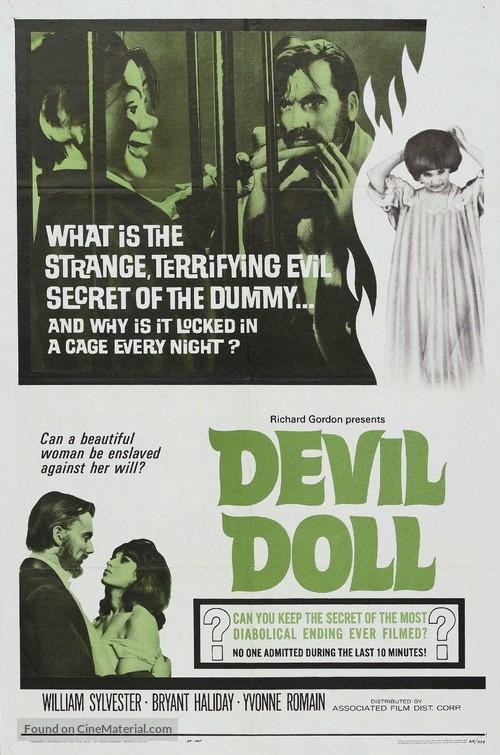 Devil Doll - Movie Poster
