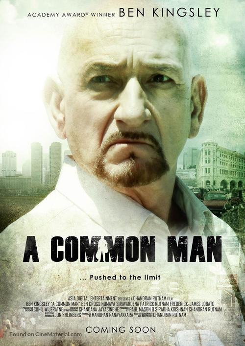 A Common Man - Movie Poster
