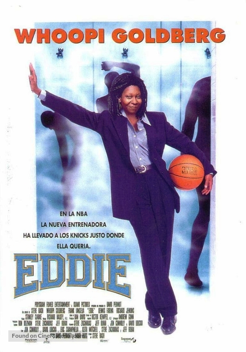 Eddie - Spanish Movie Poster