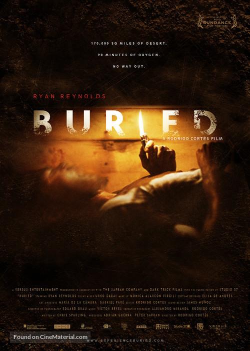 Buried - Movie Poster