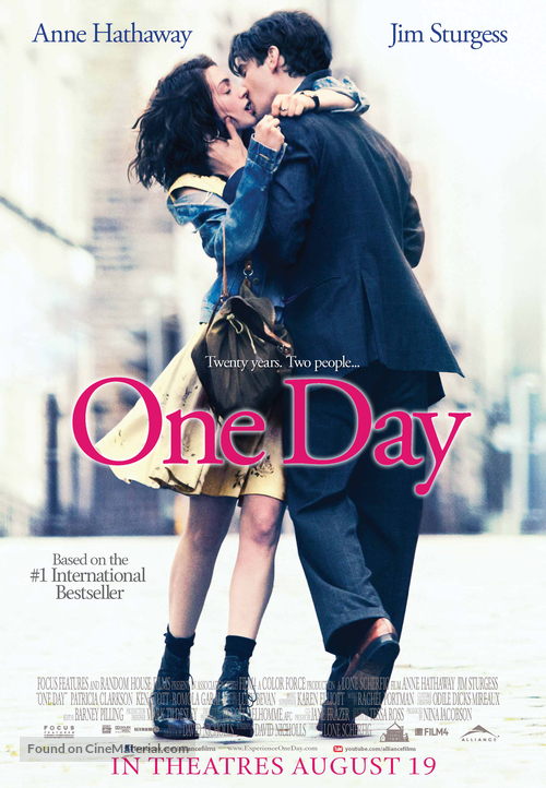 One Day - Canadian Movie Poster
