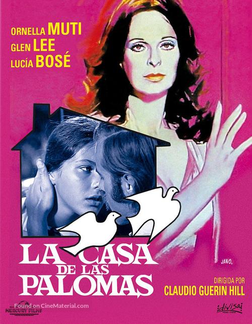 La casa de las palomas - Spanish Movie Cover