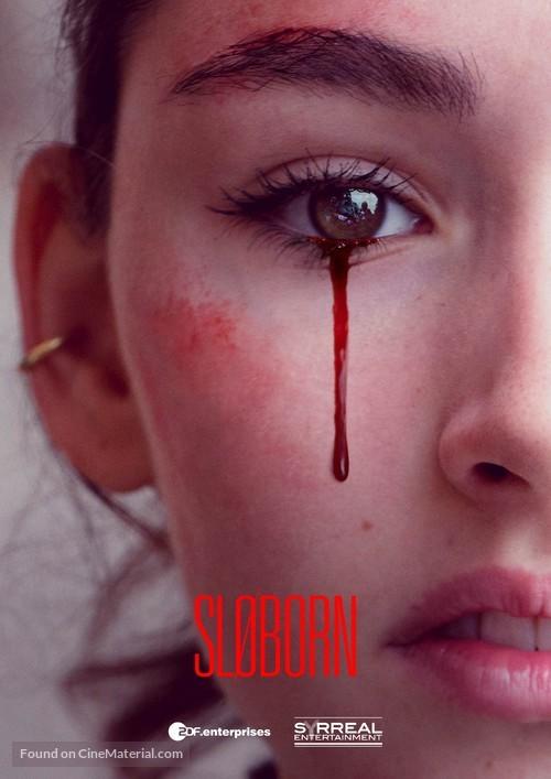 """Sløborn"" - German Movie Poster"