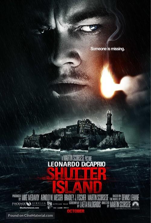 Shutter Island - Movie Poster