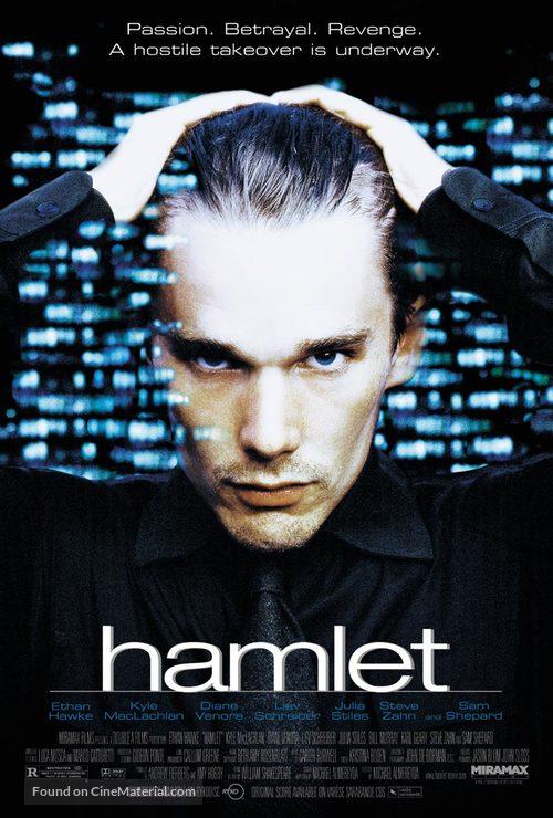 Hamlet - Movie Poster