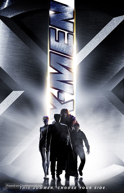 X-Men - Movie Poster