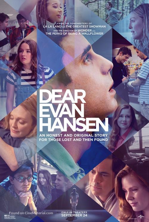 Dear Evan Hansen - Movie Poster