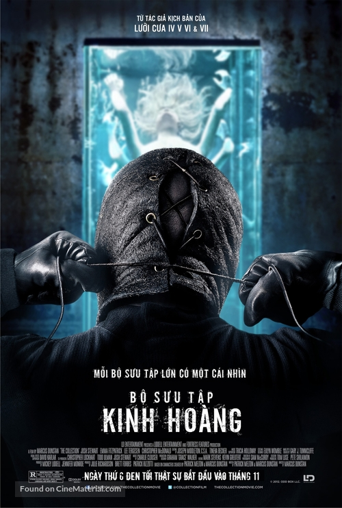 The Collection - Vietnamese Movie Poster