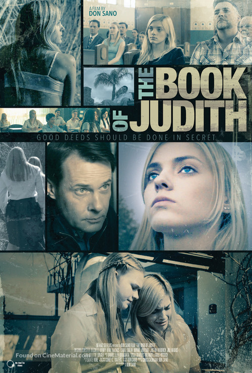 The Book of Judith - Movie Poster