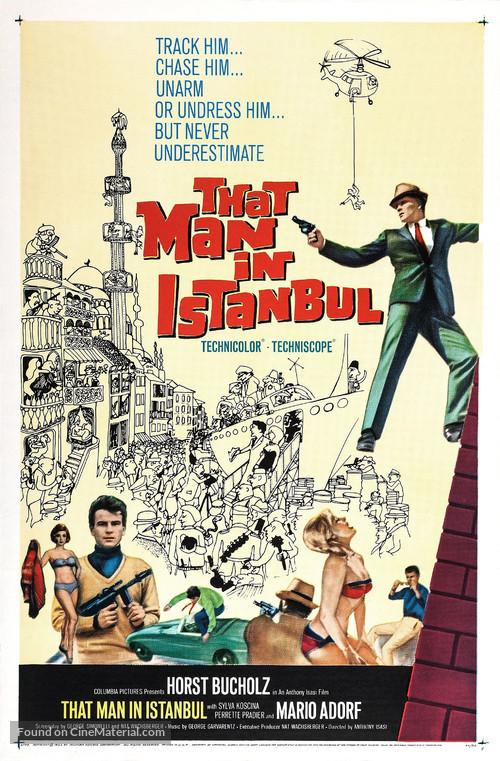 Estambul 65 - Movie Poster