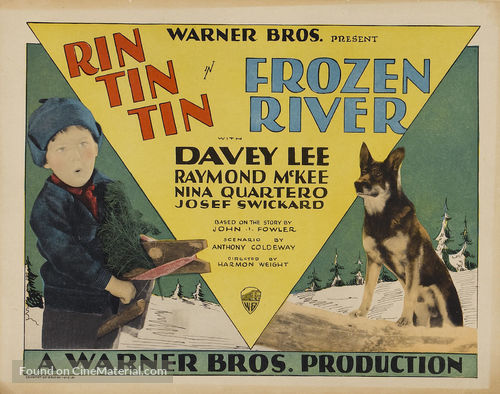 Frozen River - Movie Poster