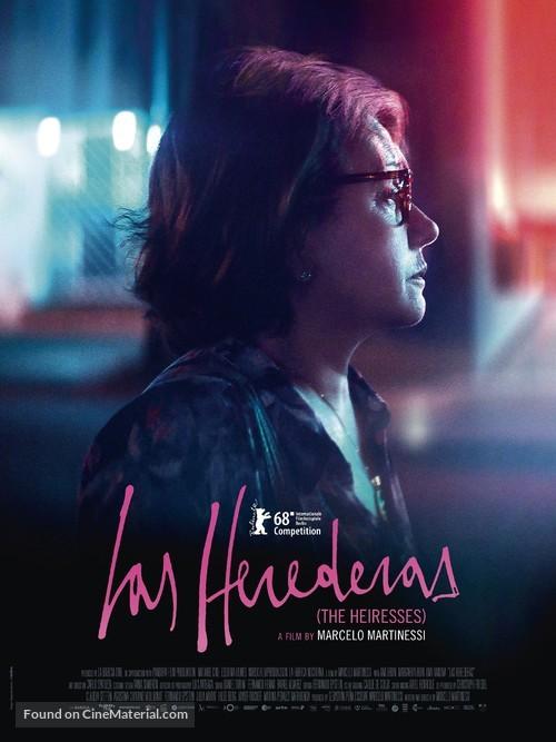 Las herederas - Movie Poster
