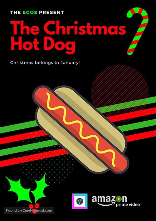 The Christmas Hot Dog - Movie Cover