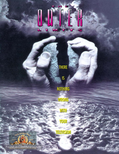 """""""The Outer Limits"""" - Movie Poster"""