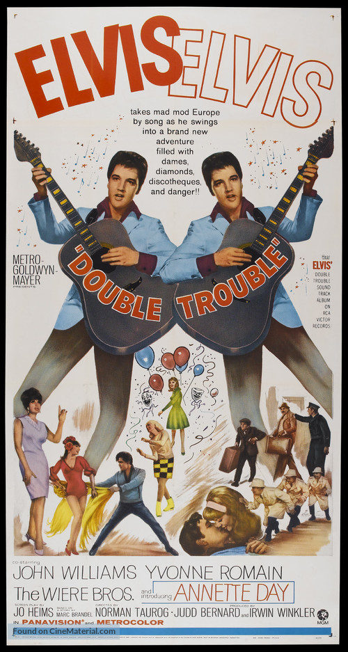 Double Trouble - Movie Poster