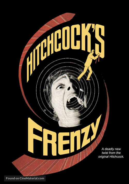 Frenzy - DVD cover