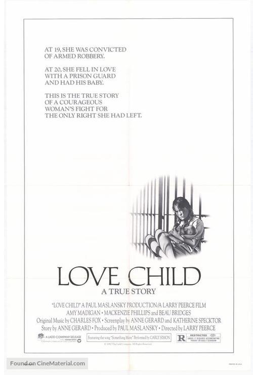 Love Child - Movie Poster