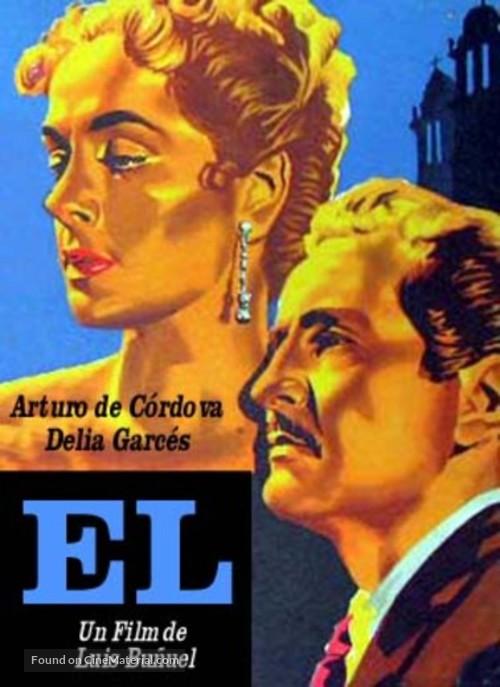 El - Mexican Movie Poster