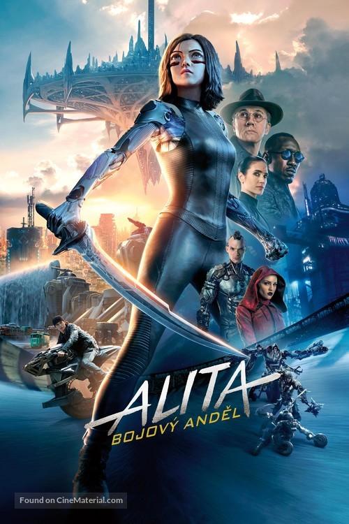 Alita: Battle Angel - Czech Video on demand movie cover