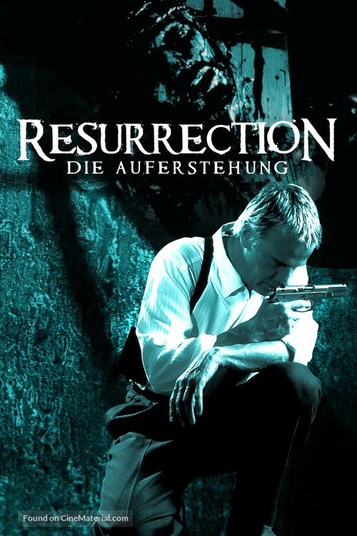 Resurrection - German Movie Cover
