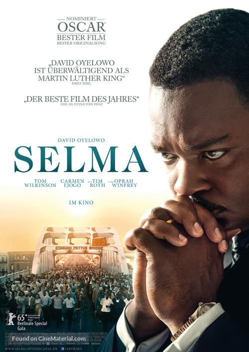Selma - German Movie Poster