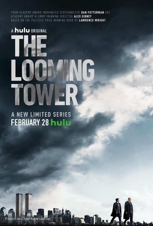 """The Looming Tower"" - Movie Poster"