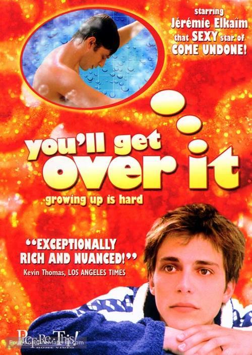 À cause d'un garçon - DVD movie cover