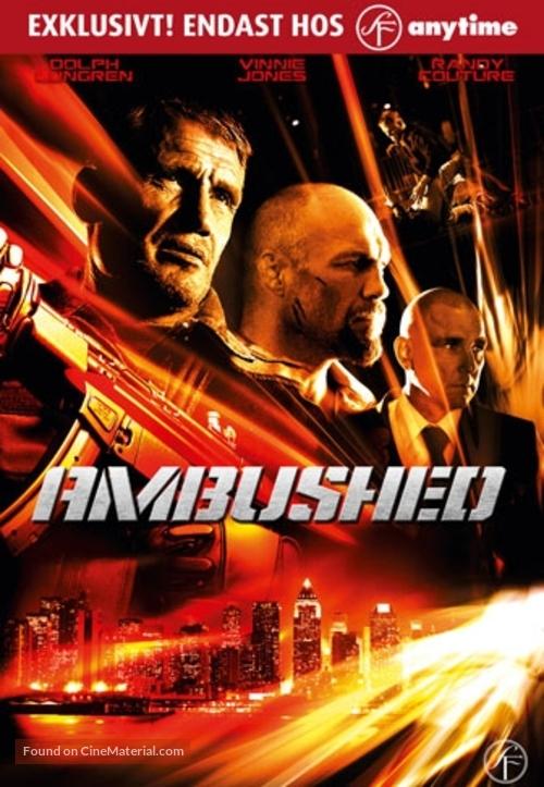 Ambushed - Swedish DVD movie cover