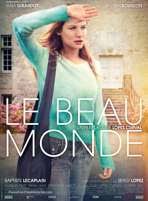 Le beau monde - French Movie Poster