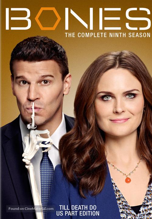 """""""Bones"""" - DVD movie cover"""