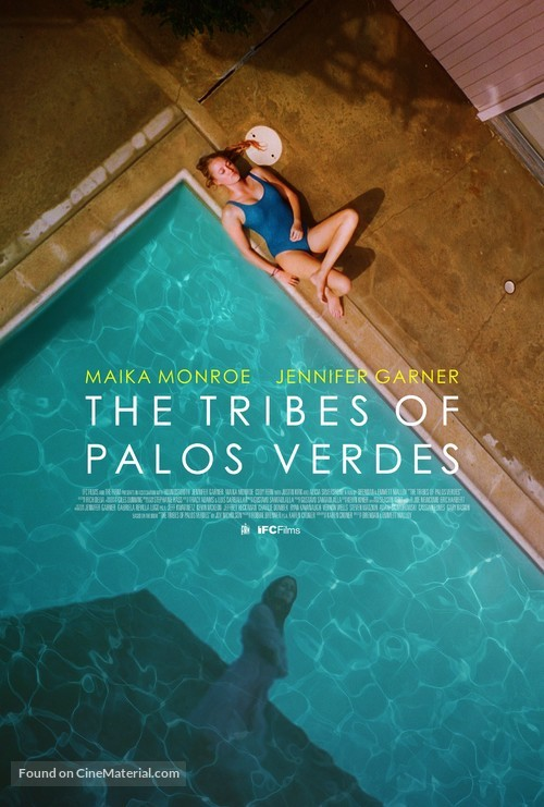 The Tribes of Palos Verdes - Movie Poster
