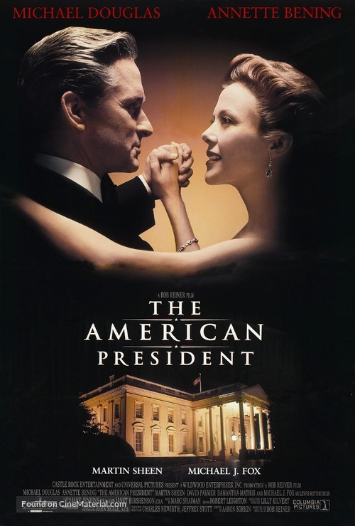 The American President - Theatrical movie poster