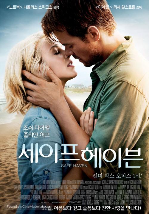Safe Haven - South Korean Movie Poster