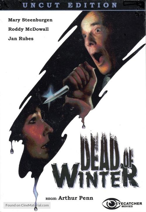 Dead of Winter - German DVD movie cover