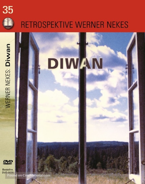 Diwan - German Movie Cover