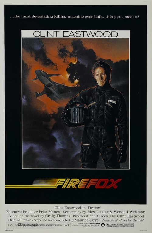 Firefox - Movie Poster