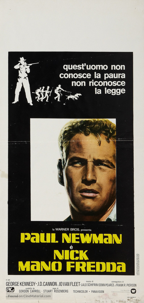 a movie analysis of cool hand luke by pearce and frank r pierson