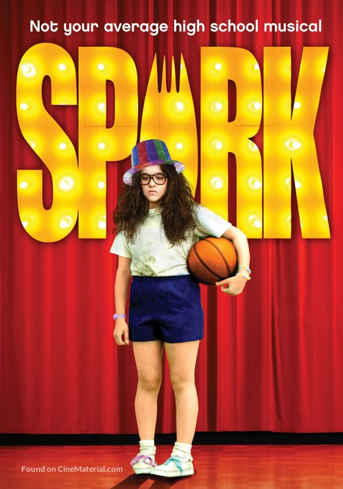 Spork - DVD cover