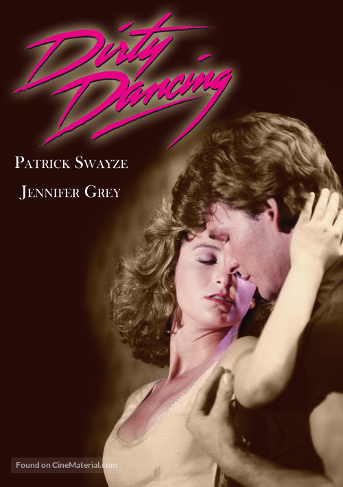 Dirty Dancing - DVD movie cover