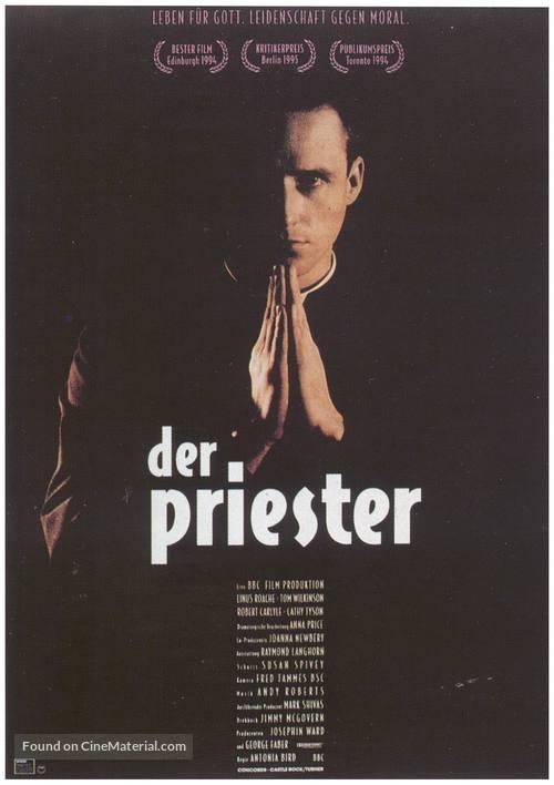 Priest - German Movie Poster