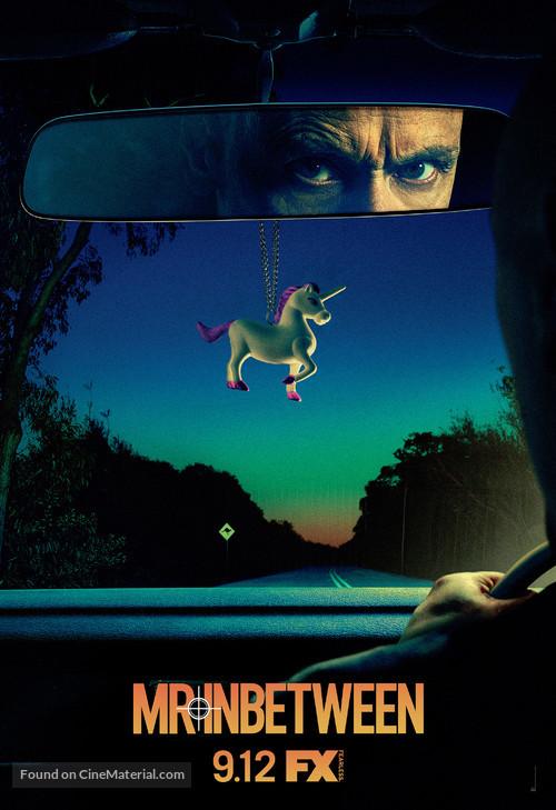 """Mr Inbetween"" - Movie Poster"