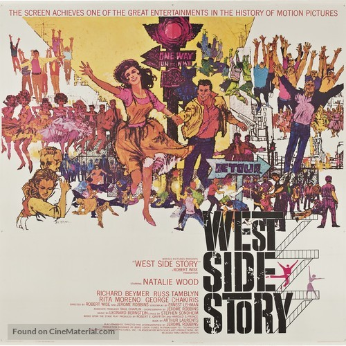 a description of the west side story one of the best plays by arthur laurents West side story, on stage at the pennsylvania shakespeare festival 'west side story' opens pennsylvania shakespeare fest's 25th season arthur laurents.
