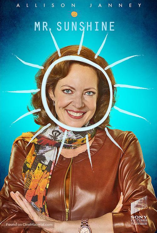 """Mr. Sunshine"" - Movie Poster"