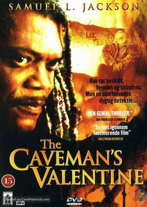 The Cavemanu0027s Valentine   Danish DVD Cover (xs Thumbnail)