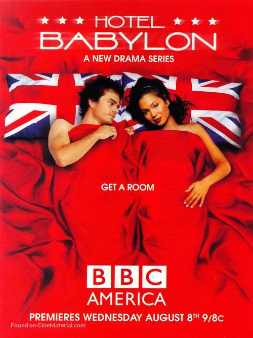 """""""Hotel Babylon"""" - Movie Poster"""