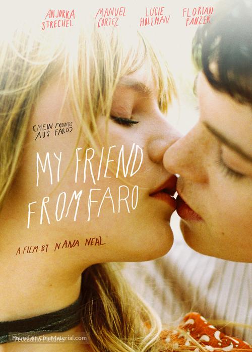 Mein Freund aus Faro - British DVD cover